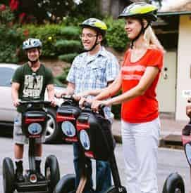 New Orleans Segway Experience Tour