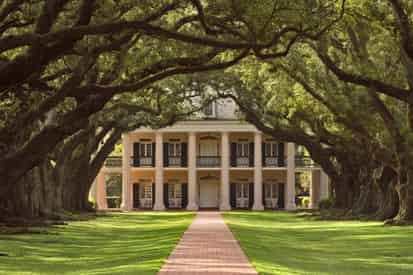 Oak Alley & Laura Plantation Combo Admission & Guided Tour with Transportation from New Orleans
