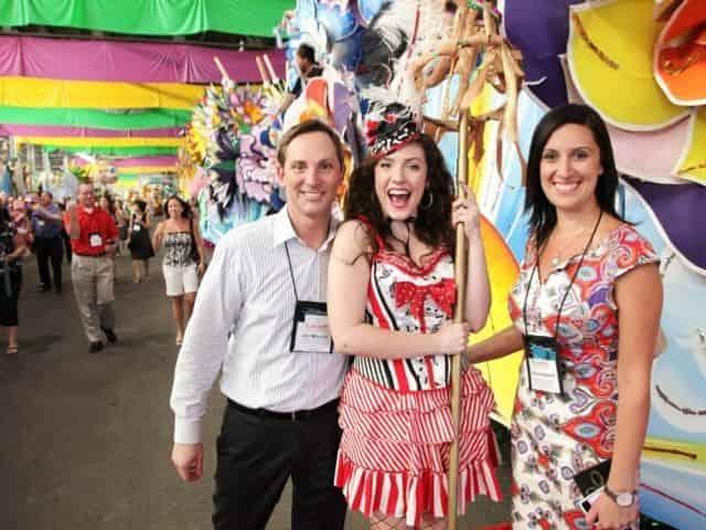230 Reviews Of Mardi Gras World
