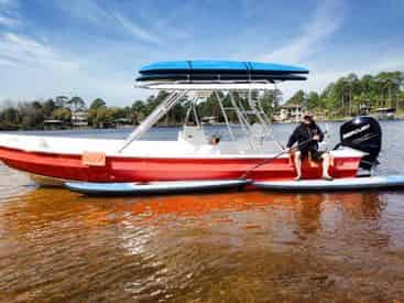 Backwater Tours - River Adventure & Sunset Trips