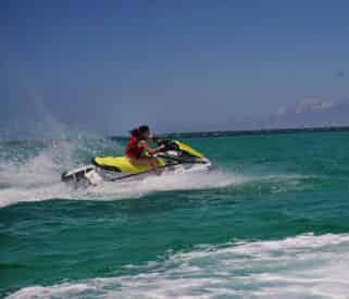 Destin X Jet Ski/Waverunner Rentals - Departing From Destin Harbor