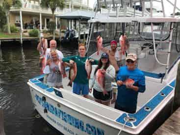 PC Florida Fishing Charters