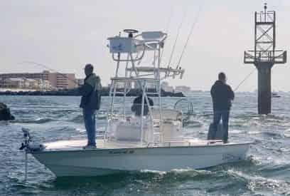 Destin Inshore Bay Fishing with Emerald Coast Bay Charters