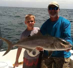 Destin 6-Pack Private Fishing Charter with Lock N' Load Charters
