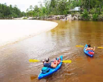 Blackwater River Canoe and Kayak Rental