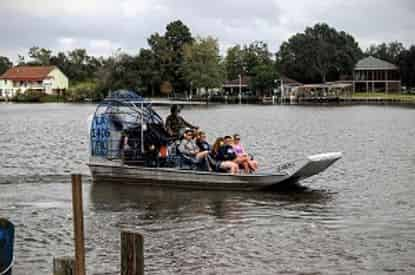 Airboat Tour From New Orleans With Optional Transportation By Louisiana Tour Company