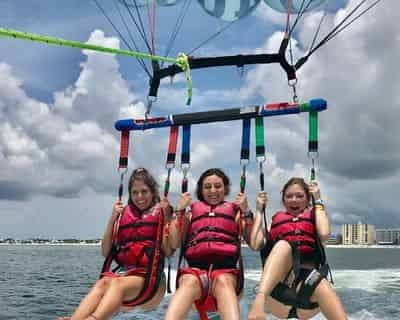 Chute Em Up Parasail Tours Orange Beach