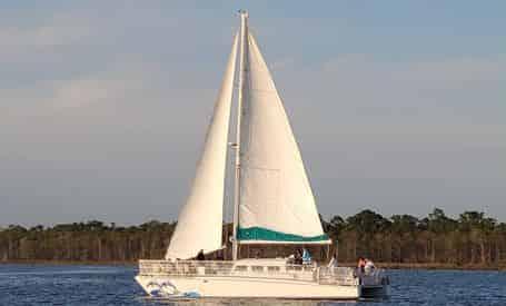 Orange Beach Sunset Sailing Tour
