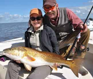 Gulf Coast Inshore Charters - Choctawhatchee Bay Fishing Trip