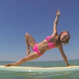 30A Morning Paddleboard Yoga