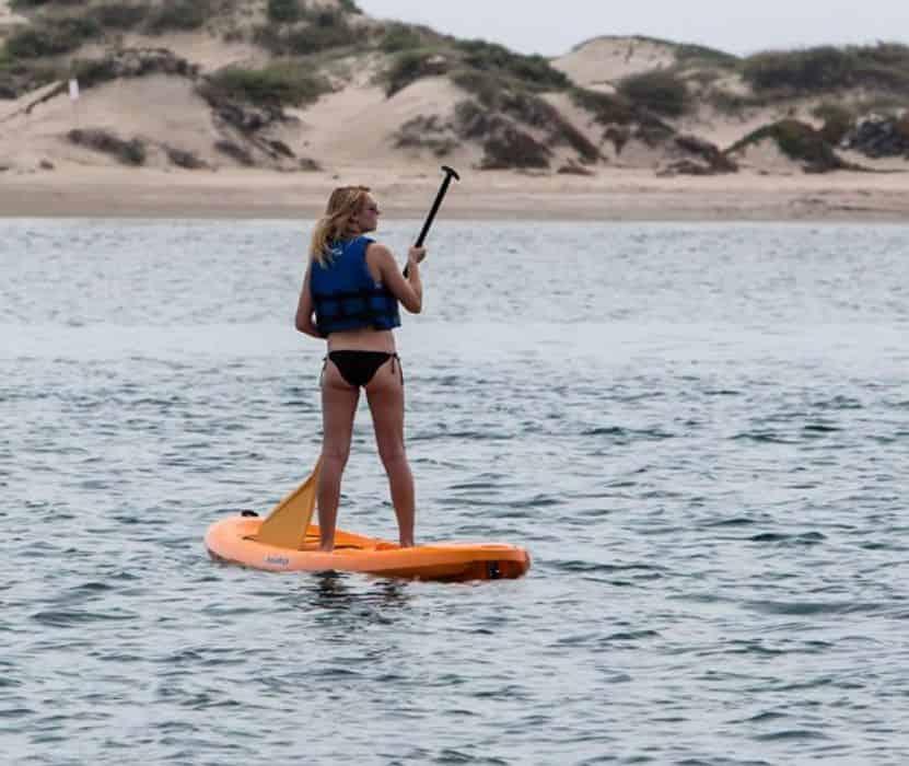 Pensacola Beach Paddleboard Al