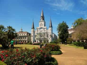 Private Bus Transportation by GrayLine New Orleans