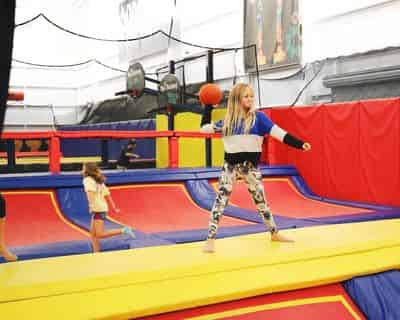 Trampoline Jump Experience at The Factory