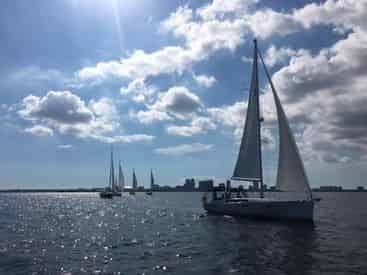 Sailing Florida Sunset Cruise