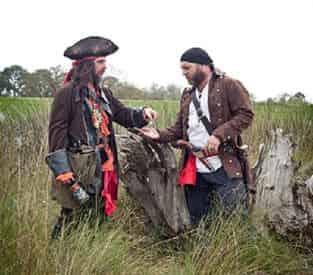 Pirates of the Quarter Walking Tour