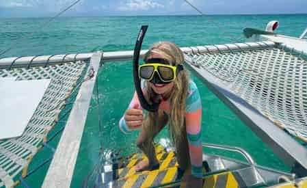 Panama City Beach Snorkel Trip Aboard The Footloose Catamaran