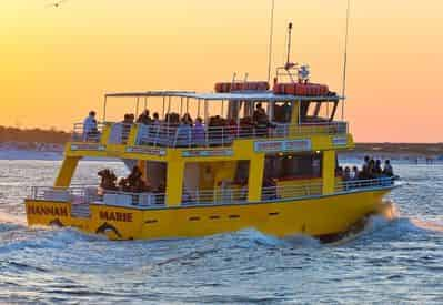 Dolphin Watch and Destin History Cruise