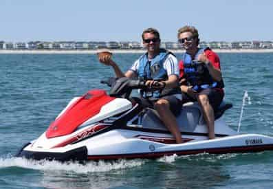 Ocean Jet Ski Rentals by Myrtle Beach Watersports