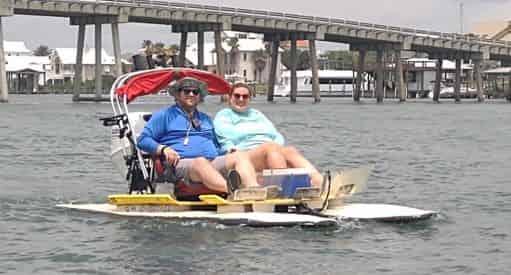 CraigCat Compact Sport Boat Hourly Rentals in Orange Beach - TripShock!