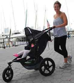 Pedal Pushers Jogging Stroller Rental