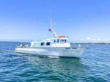 25 Passenger Private Fishing Charter with Family Traditions Charters