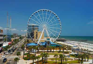 Skywheel Myrtle Beach Tripshock
