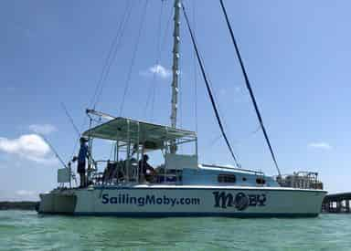 Sail and Play Day Cruise with Sailing Moby