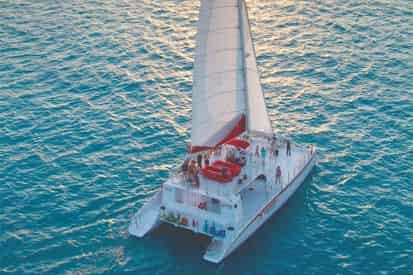 Sunset Sip and Sail with Open Bar and Live Music by Sunset Watersports