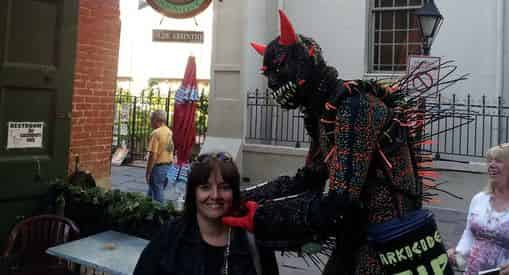 New Orleans History and Ghostly Gallivants Tour