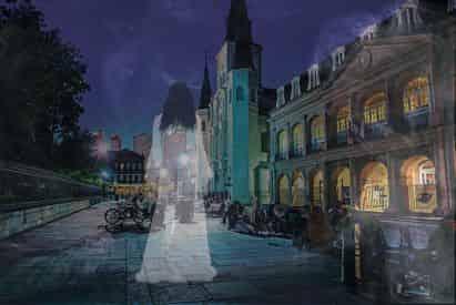 New Orleans Haunted Pub Crawl