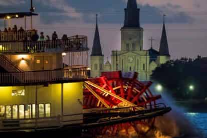 Steamboat Natchez Jazz Cruise with Optional Dinner Buffet