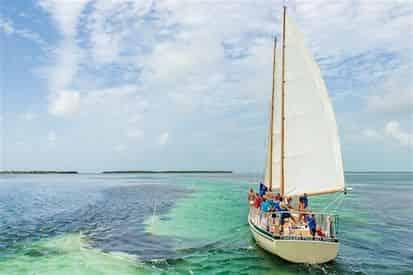 Sunset Sail, Snorkel, and Kayak Adventure