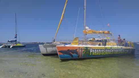 Panama City Beach Snorkel Trip Aboard The Privateer Catamaran