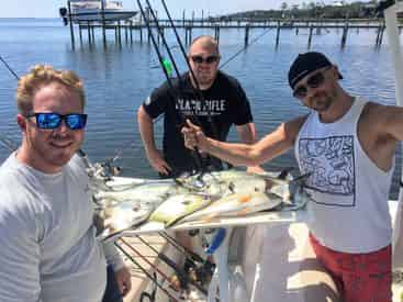 The Sampler - Private Inshore/Bay/Nearshore Fishing Charter with Coastal Life Charters & Adventures