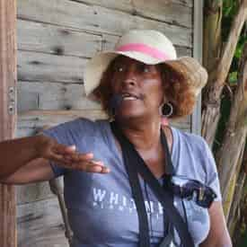 Group Tour of Whitney Plantation Slavery Museum with Transportation from NOLA