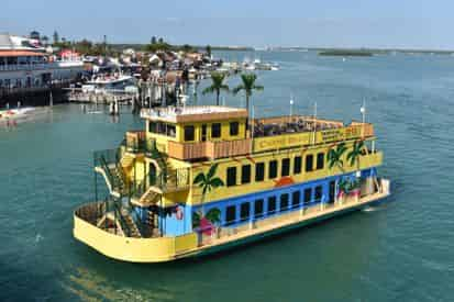 Calypso Breeze Tropical Sunset Cruise with Optional Buffet