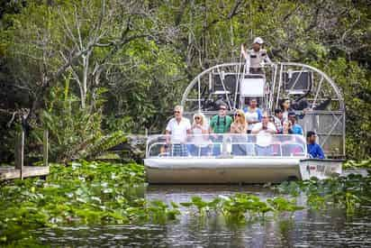 Morning Everglades Airboat Excursion with Transportation