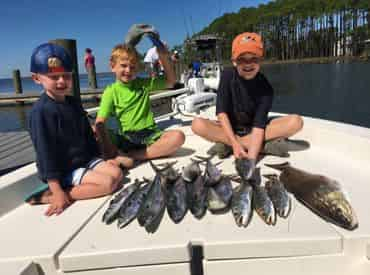 Inshore Expeditions Fishing Charters