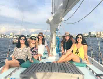 Private Sailing Adventure with Fair Winds Sailing