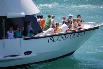 Biscayne Boat Cruise with Transportation