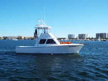 Deep Sea Fishing in the Gulf of Mexico with Cutting Edge Charters