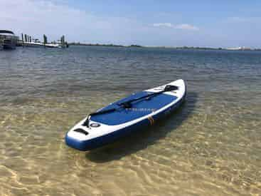 Hourly Stand Up Paddle Board & Kayak Rentals