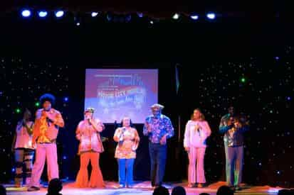 Motown Tribute Show at the GTS Theatre