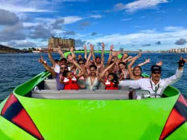 Jet Ski Dolphin Watching Tour with The Scream Machine