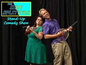 The Side Splitters Stand-Up Comedy Show