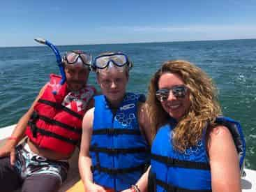 Half Day Trip to Shell Island with Jessica Shoals Fishing Charters