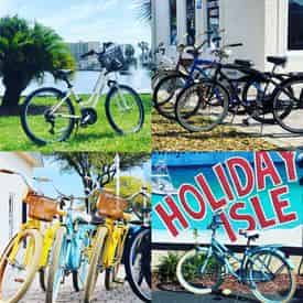 7 Day Bicycle Rental with WET Inc.