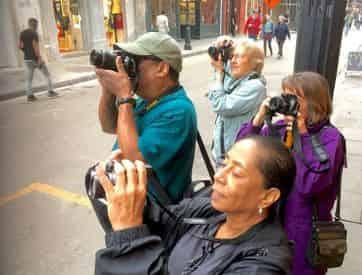 Big Easy Strolls: A French Quarter Tour For Matures