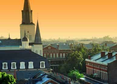 Unlike Any City In The World: French Quarter Historical Walking Tours