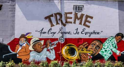 Beyond the Music: Treme & Congo Square, Steppin' thru the Soul of New Orleans
